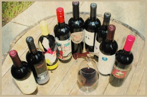 Photo of wines